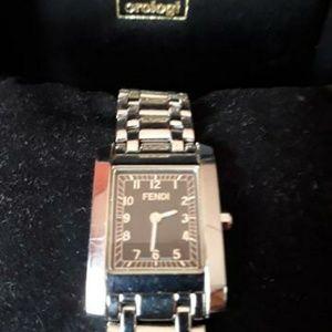 Fendi - Authentic Watch - Older Style - Like New